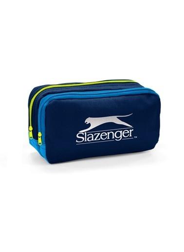Slazenger Kalem Çantası Mavi